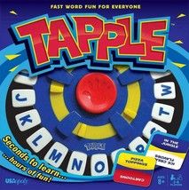 Tapple Board Game Blue - Us Aopoly Word Game New - $32.18