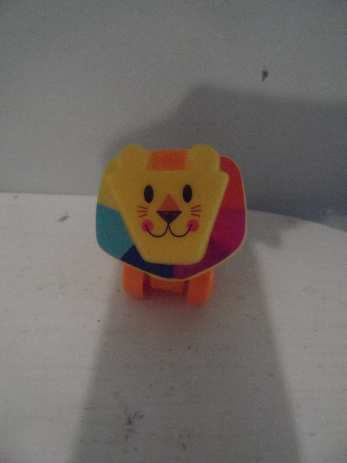 "Primary image for Hasbro/Playskool ""Baby Lion Cub"" Pals On Wheels Baby Ages 12-18 Months"