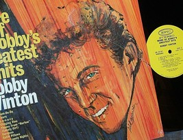 Bobby Vinton  More of Bobby's Greatest Hits Bobby Vinton AA20-RC2106 Vintage image 2