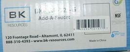 B K Resources Add A Faucet Interchangeable Spout 1/4 Turn Ceramic Valve image 4