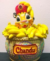 Tokyo Disney Sea limited Chandu Music Box figure Trick ornament Disneyland F/S - $985.05