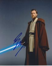 "Ewan McGregor Signed Autographed ""Star Wars"" Glossy 8x10 Photo - COA Holograms - $99.99"