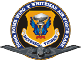 Official USAF 509th Bomb Wing – Whiteman AFB Decal - $11.87