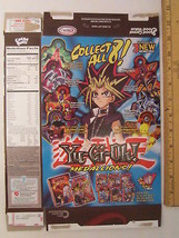 Empty GENERAL MILLS Cereal Box 2003 Cocoa Puffs 13.75 oz Yu-Gi-Oh! [G7C1g] - $35.52