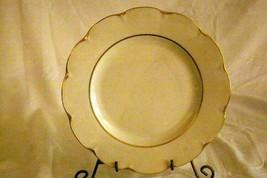 "Theodore Haviland Concorde Large Dinner Plate 10 1/2"" - $19.40"