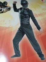 Boy's G.I. Joe Retaliation Snake Eyes Halloween Costume Size Small (6) - $11.99