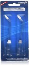 6 Pcs Water Flosser Orthodontic Tips Waterpik Oral Irrigator Replacement... - $33.11