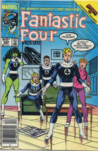 Fantastic Four (Vol. 1) #285 (Newsstand) FN; Marvel | save on shipping -... - $2.99