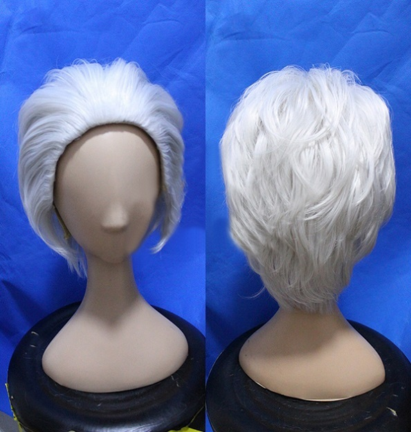One piece smoker cosplay wig for sale