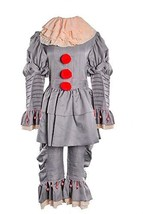 TOKYO-T It Costume Pennywise Mens Halloween Cosplay Mens M, tag XL - $118.84