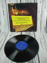 Illinois All State Band 33 LP 1964 Century Record 17986 VG Clarence Shoe... - $22.23