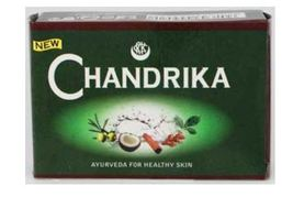 3 bars of Chandrika Ayurvedic Soap 75gm - $15.99