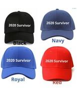 2020 Survivor Hat We SURVIVED 2020 I Survived 2020 New Year 2021 USA - $16.48