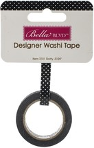 Let'S Go On An Adventure Washi Tape .3125X30'-Dotty - $8.93