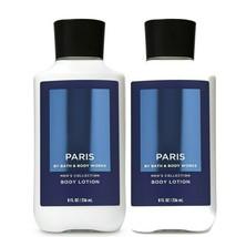 Bath & Body Works Paris For Men Body Lotion Duo Set  - $32.95