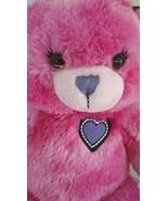 Build-A-Bear BABW BFF Best Friends Bunny Rabbit Pink Soft Plush Stuffed ... - $12.32
