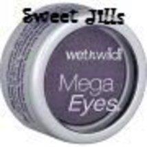 Wet N Wild Mega Eyes Eyeshadow Pot Purple 252A Goddess (BNZ00) - $6.99