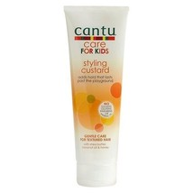 Cantu Care for Kids Styling Custard Gentle Care for Textured Hair no par... - $8.94