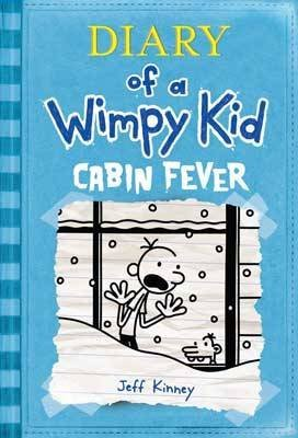 Cabin Fever (Diary of a Wimpy Kid #6) [Paperback] [Jan 01, 2011] Jeff Kinney