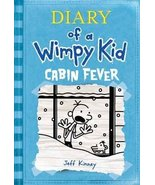 Cabin Fever (Diary of a Wimpy Kid #6) [Paperbac... - $1.95