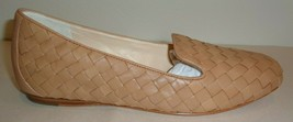 Vince Camuto Signature Size 6.5 M PATCHES Tawny Leather Loafers New Womens Shoes - $147.51