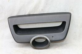 03-04 Infiniti G35 Sedan Coupe Center Dash Clock Trim Surround Bezel image 6