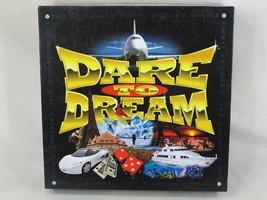 Dare to Dream 2001 Board Game Jubilee Enterprises 100% Complete New Open... - $22.77