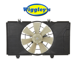 RADIATOR FAN SHROUD ASSEMBLY CH3115129 FOR 02 03 04 05 DODGE NEON FRONT SIDE M/T image 1