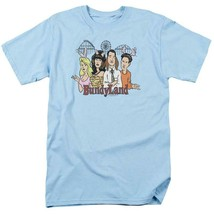 Married with Children BundyLand Retro 80's TV series graphic t-shirt SONYT243 image 1