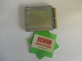 Apple AirPort Extreme WiFi Wireless Card 603-5197 825-6360-A - $13.37