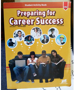 Preparing for Career student worksheets book Highschool studies home sch... - $6.99