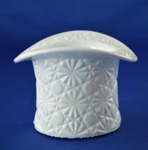 Fenton Daisy Button Large Top Hat 1993 MI - $9.90