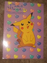 RARE JAPANESE POKEMON CATCH 'EM ALL WALL POSTER #SS1274 - $14.84