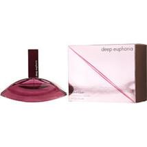EUPHORIA DEEP by Calvin Klein #295598 - Type: Fragrances for WOMEN - $45.10