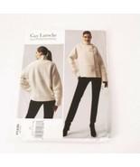 Vogue Pattern V1335 Size 6 8 10 12 14 Jacket Pants Guy Laroche Paris Ori... - $16.88