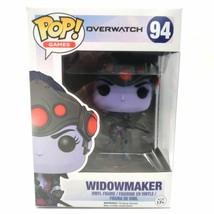 Funko Pop! Games Overwatch Widowmaker #94 Vinyl Figure Brand New in Box - $12.99