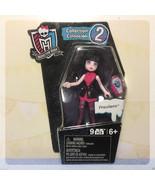 NIP Monster High Mega Bloks Ghouls Mini figures DRACULAURA-MORE MONSTER ... - $5.93