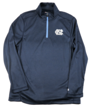 North Carolina Tar Heels Men's Wind Shirt Victory 1/4 Zip Pullover Lightweight