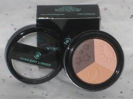 Vincent Longo Sun Moon Stars Eyeshadow Trio in Minx Mode - NIB - Discont... - $21.50