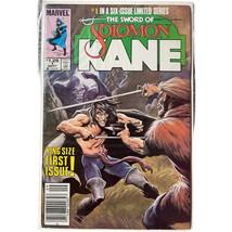 ~Marvel Comics~ Solomon Kane Mini-Series Comic Book Issue No. (1985) - $3.95