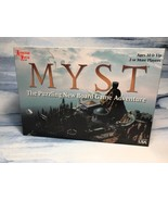 MYST - The Puzzling New Board Game Adventure 1998 University Games 100% ... - $15.83