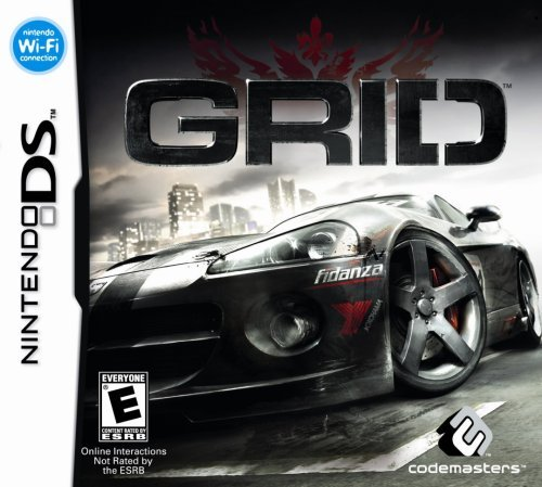 GRID - Nintendo DS [video game]