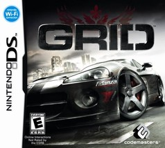 GRID - Nintendo DS [video game] - $12.73