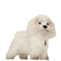 Hagen Renaker Dog Bichon Frise Ceramic Figurine