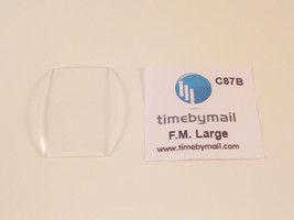 For FRANCK MULLER 8880 Watch Replacement 39.5mm X 31.5mm Glass Crystal P... - $36.87