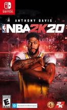 NBA 2K20 Standard Edition - Nintendo Switch NEW SEALED NIP FAST SHIPPING! - $85.17