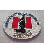NATIONWIDE MUTUAL: Anniversary Fire Insurance Co Agency Plaque/Mark SIGN... - $99.99