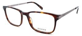 GUESS GU1963 052 Men's Eyeglasses Frames 52-17-145 Dark Havana - $64.25