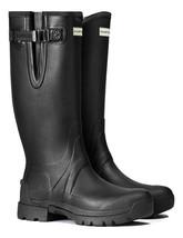 HUNTER MEN BALMORAL ADJUSTABLE EQUESTRIAN BLACK WELLINGTON BOOTS NIB - $5.258,84 MXN