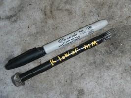 REAR LOWER MOTOR MOUNT BOLT 1989 89 KAWASAKI BAYOU 300 4x4 KLF300 KLF - $8.24